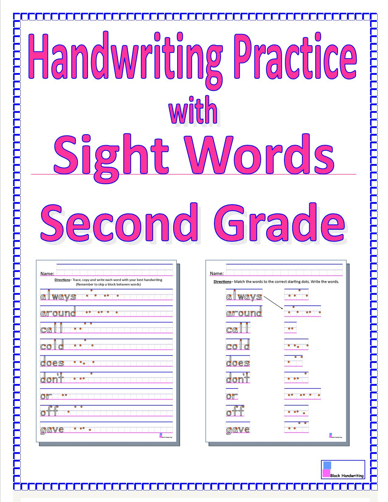worksheet 2nd Grade Writing Worksheets second grade handwriting worksheets delibertad for delibertad